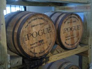 Old Pogue Barrels