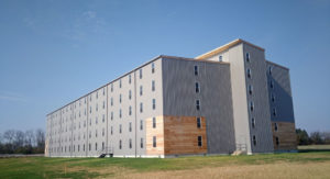 Bardstown Bourbon Company warehouse
