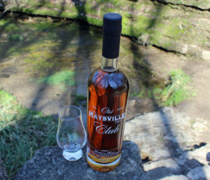 Old Maysville Bottled in Bond Rye