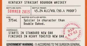 Woodford Double Double Oaked Bourbon