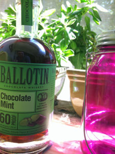 Ballotin Chocolate Mint Flavored Whiskey
