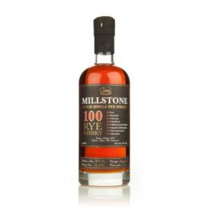 Zuidam Millstone 100 Rye Whiskey