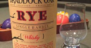 Braddock Oak Rye