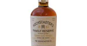 Hochstadter's 16 Year Old Rye