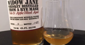 Widow Jane Rye Mash Oak & Applewood Whiskey