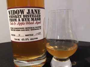 Widow Jane Rye Mash Oak & Applewood Whiskey