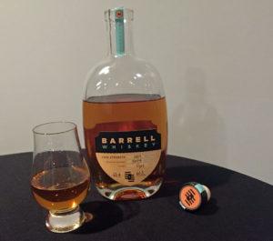 Barrell Whiskey Batch 004