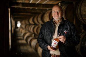 Master Distiller Fred Noe