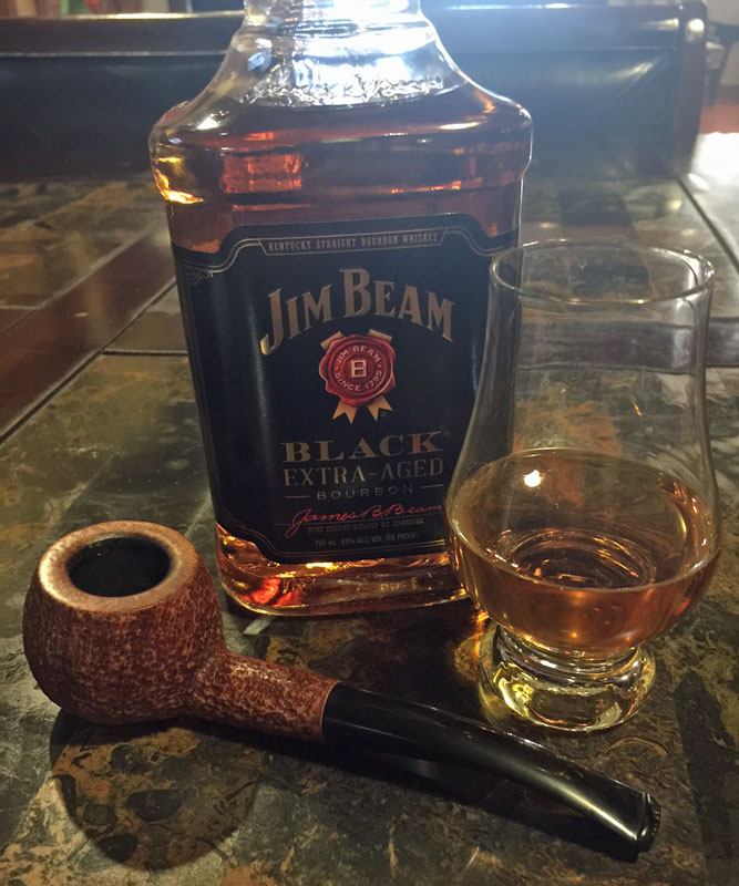 Jim Beam Black Bourbon Review (NAS)