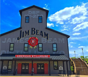 Jim Beam Distillery in Clermont, KY