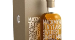 Mackmyra 10 Year Old Single Malt