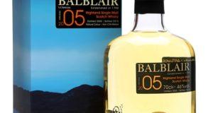 Balblair 2005 Vintage