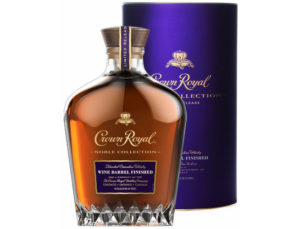 Crown Royal Wine Barrel Finish