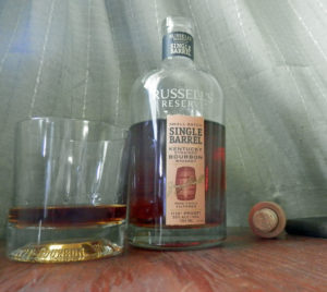 Russell's Single Barrel Reserve Bourbon