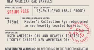 Woodford Toasted Oak Rye