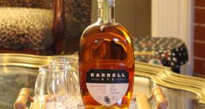 Barrell Rye Batch 001