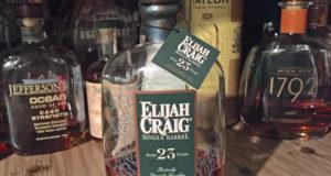 Elijah Craig 23YO Bourbon