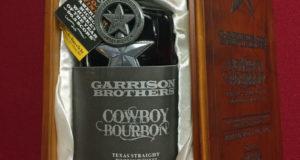 Cowboy Bourbon 2017