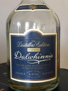 Dalwhinnie Distiller's Edition 2015