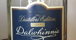 Dalwhinnie Distiller's Edition 2015
