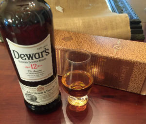 Dewar's 12 Year Old
