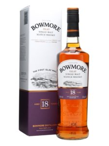 Bowmore 18 Year Old Single Malt