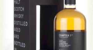 Chapter 7 19 Year Old Highland Single Malt