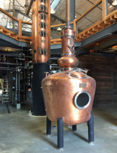 F&R's Vendome copper still