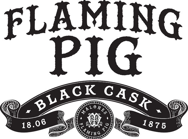 Flaming Pig Black Cask Irish Whiskey Review | The Whiskey Reviewer