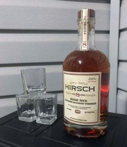 Hirsch 8 Year Old Bourbon