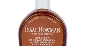 Isaac Bowman Port-Finished Bourbon