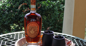 Michter's 25 YO + Norlan whisky glass
