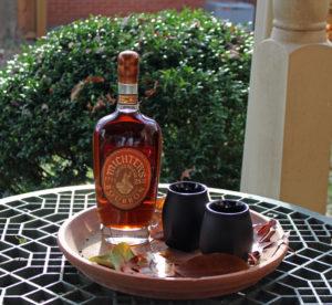 Michter's 25 YO + Norlan whisky glass