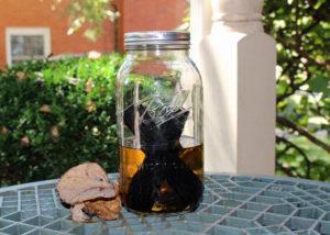 Barrel Char In A Jar