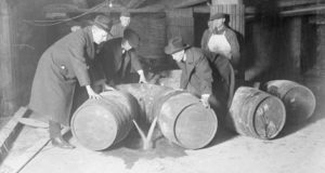 Prohibition barrels