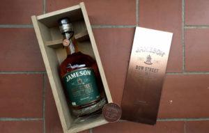 Jameson Bow Street 18 Year Old Cask Strength Irish Whiskey