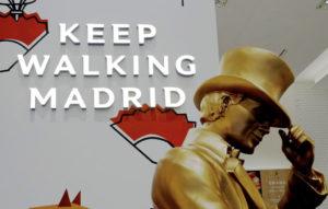 Walker in Madrid